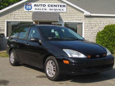 2002 Ford Focus SE Base