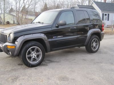 Used 2003 Jeep Liberty Sport at Route 28 Auto Center