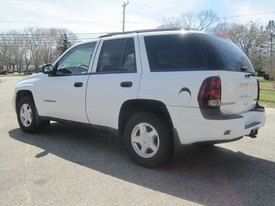 2002 Chevrolet TrailBlazer LS