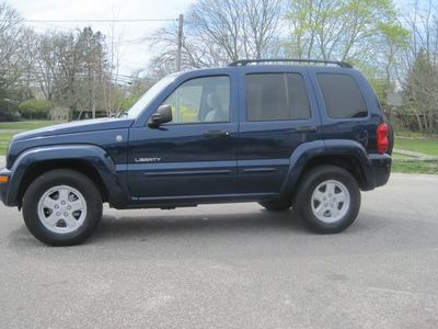 ... 2004 Jeep Liberty Limited ...