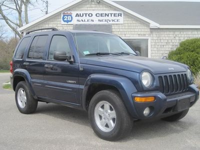 2004 Jeep Liberty Limited ...