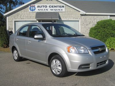 Used 2009 Chevrolet Aveo Lt W1lt At Route 28 Auto Center