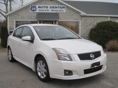Used 2011 Nissan Sentra 2.0 SR at Route 28 Auto Center